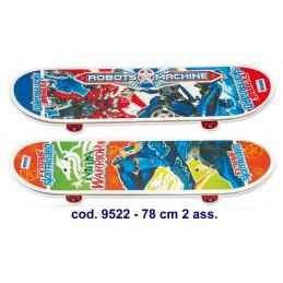 SKATEBOARD LEGNO 9522 RSTOYS