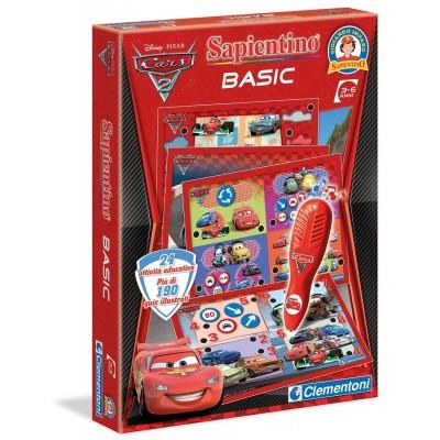 SAPIENTINO BASE CARS 13599 CLEMENTONI