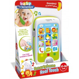 SMARTPHONE REAL TOUCH 14969 CLEMENTONI
