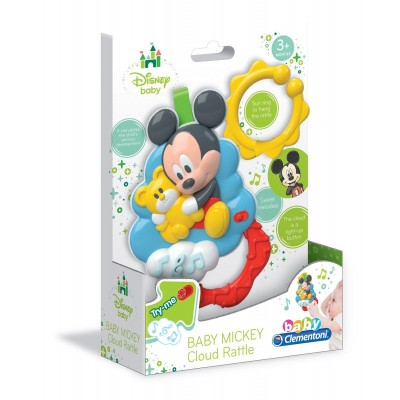 MICKEY CLOUD RATTL.14978 CLEMENTONI