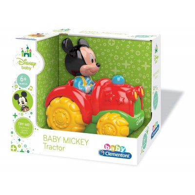 BABY MICKEY TRATTORE 14976 CLEMENTONI
