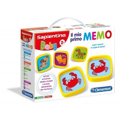 SAPIENTINO BABY PRIMO MEMO 13296 CLEMENTONI