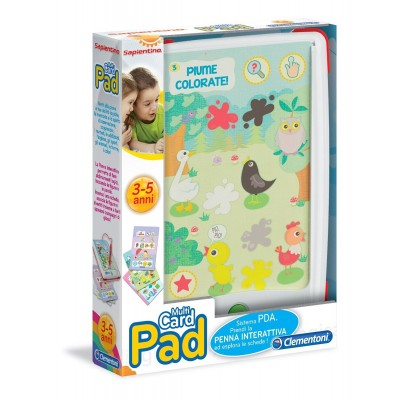 MULTI CARD PAD 13287 CLEMENTONI