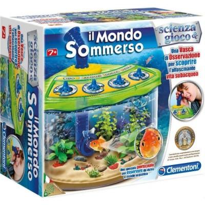 MONDO SOMMERSO 13825-41 CLEMENTONI
