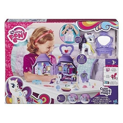MY LITTLE PONY BOUTIQUE RARITY B1372 HASBRO