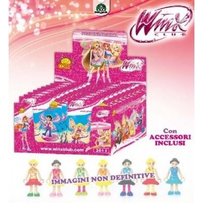 WINX COSTRUZIONI MINI DOLL AMICHE MAGICHE 21985 CEPPI
