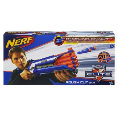 NERF ROUGH CUT A1691 HASBRO