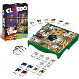 TRAVEL CLUEDO B0999 HASBRO