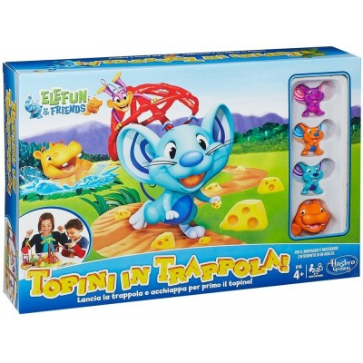 TOPINI IN TRAPPOLA A4973 HASBRO