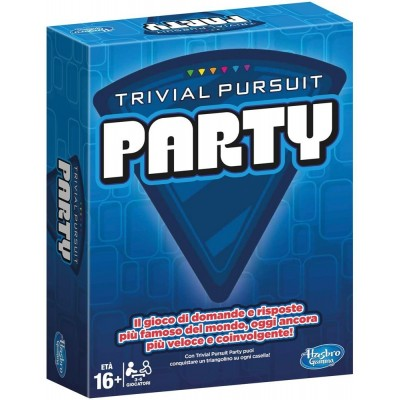 TRIVIAL PURS.PARTY A5224 HASBRO