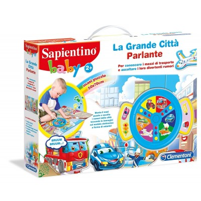 SAPIENTINO LA CITTA' 12023 CLEMENTONI