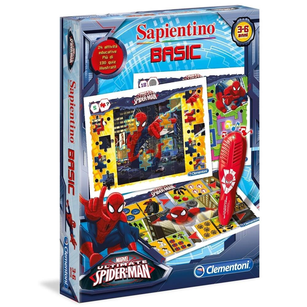 SAPIENTINO PENNA SPIDERMAN 13217 CLEMENTONI