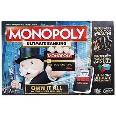 MONOPOLY BANKING ULTIMATE B6677 HASBRO