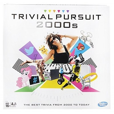 TRIVIAL PURSUIT 2000S B7388 HASBRO