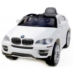 BMW X6 12V BIANCA JJ258/LT847 LAMAS
