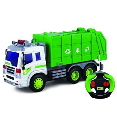 CAMION COMPATTATORE R/C 9822 RSTOYS