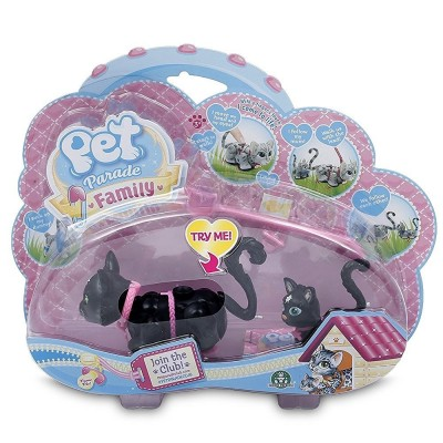 PET PARADE BLISTER FAMILY ASS. PTF000 GIOCHI PREZIOSI
