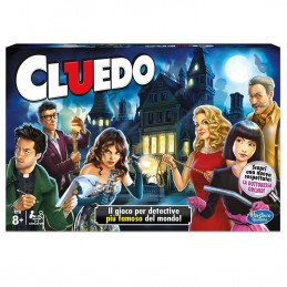 CLUEDO REINVENTION 38712 HASBRO