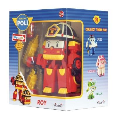 ROBOCAR POLI ROBOT ROY LUCI 36795