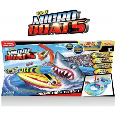 PISTA MICRO BOATS PLAYSET MCR000 GIG