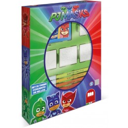 PJ MASKS 4 TIMBRI 27954 MULTIPRINT