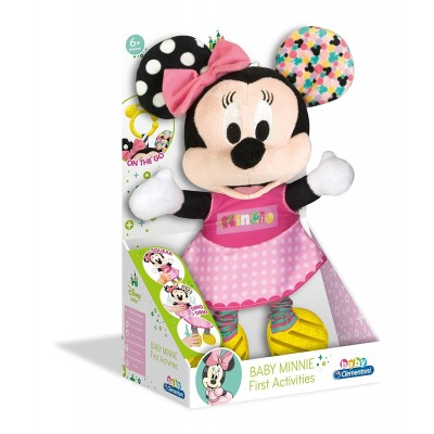 Baby Minnie First Activities 17164 Baby Clementoni