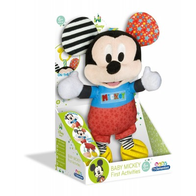 Baby Mickey First Activities 17165 Baby Clementoni