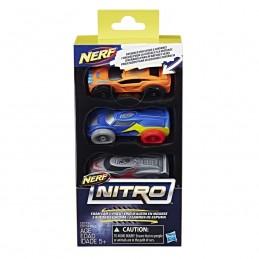 NERF NITRO 3PACK C0774 HASBRO