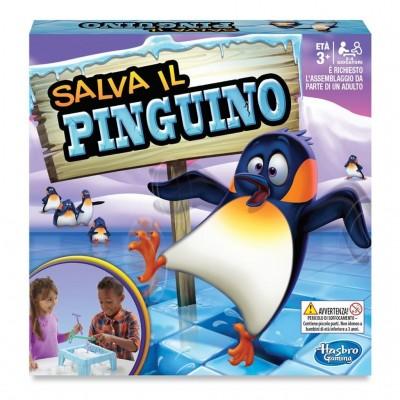 SALVA IL PINGUINO C2093 HASBRO