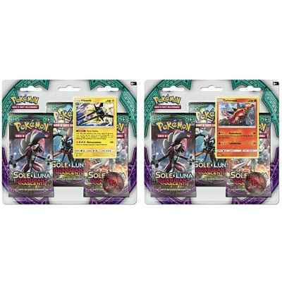 POKEMON GUARDIANI NASCENTI 3 BUSTINE PK30889 GAMEVISION