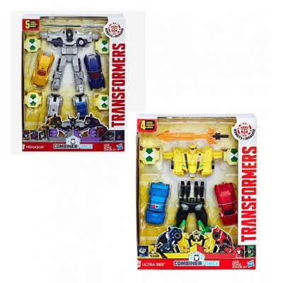 TRANSFORMERS TEAM COMBINABILE C0624 HASBRO