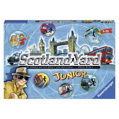 SCOTLAND YARD JUNIOR 22289 RAVENSBURG