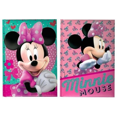 DIARIO DLX MINNIE 5999 ASSORTITI