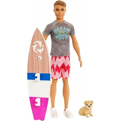 KEN SURFER FBD71 MATTEL