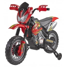 MOTORBIKE CROSS 400F 6V...