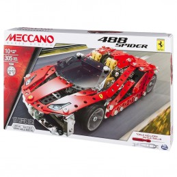 MECCANO SPIDER 28974 SPINMASTER
