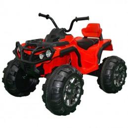 QUAD ATV 12V ROSSO LT867 LAMAS