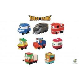ROBOT TRAINS TRASFORMABILE ROSSO 37234 ROCCO