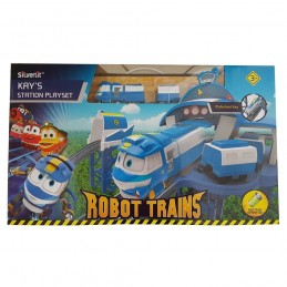 ROBOT TRAINS STATION 37235 ROCCO