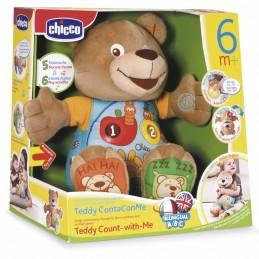 TEDDY CONTA CON ME 60014 CHICCO