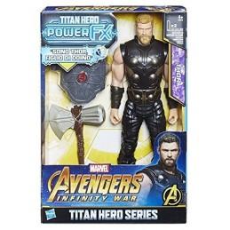 AVENGER THOR TITAN HERO POWER E0616 HASBRO