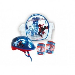 SET PROTECTION SPIDERMAN SPI004 D'ARPEJE