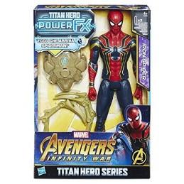 AVENGERS SPIDERMAN TITAN HERO POWER E0608 HASBRO