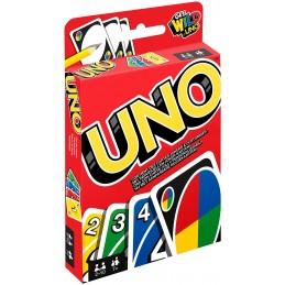 UNO CARD W2087 MATTEL
