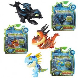 DRAGONS MINI ASSORTITO 45465 SPINMASTER