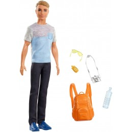 KEN TRAVEL FWV15 MATTEL