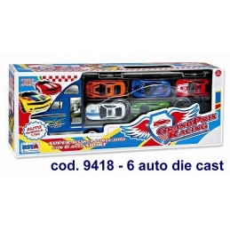 CAMION 6AUTO DIE C 9418 RSTOYS