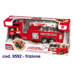 CAMION POMPIERE FRIZIONE 9592 RSTOYS