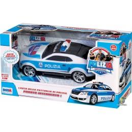 AUTO POLIZIA R/C 10651 RSTOYS