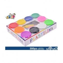 PLASTILINA BARATTOLI CON FORME 100 5292 EOL
